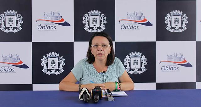 Novo nº 1 da Secretaria de Educação de Óbidos assume o cargo dia 2, semed - Óbidos