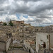 Panoramica di Matera dall'interno