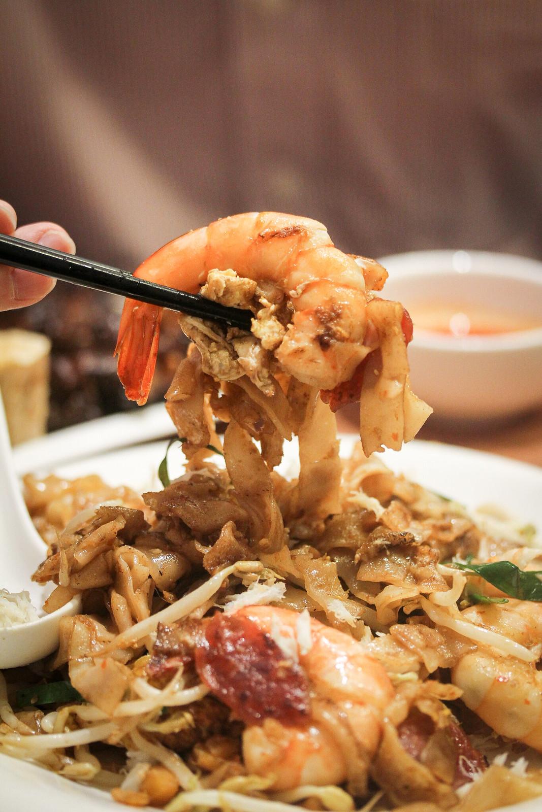 槟榔屿八哥对虾