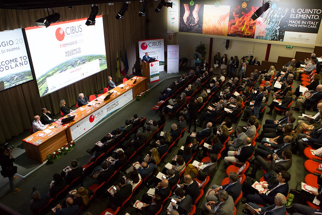 Cibus 2018: Food R-Evolution made in Italy