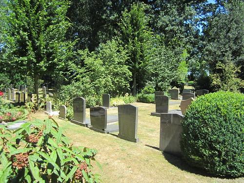 Begraafplaats Oene