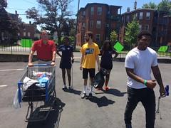 cart returning