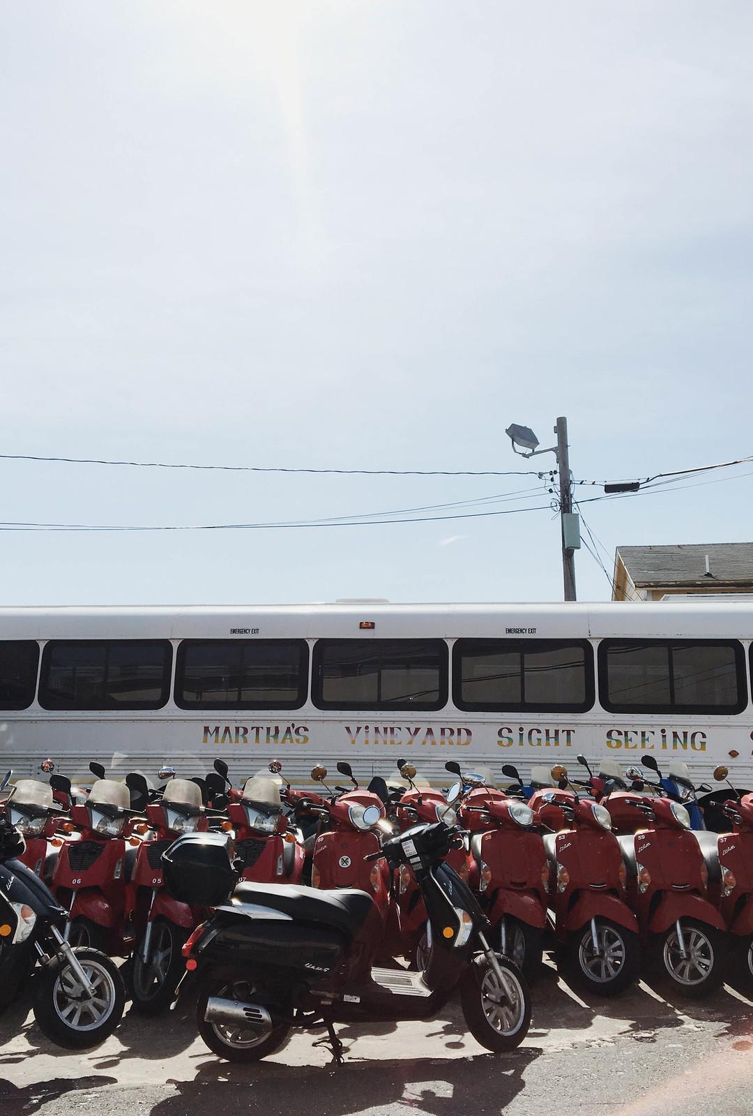 Marthas Vineyard Moped Rental on http://juliettelaura.blogspot.com/