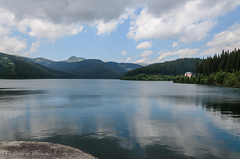 Bolboci Lake, Bucegi Mountains