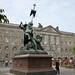 Berlin : Saint-Georges terrassant le dragon