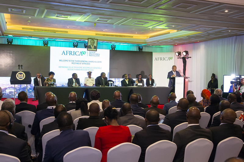 Africa50 General Shareholders Meeting