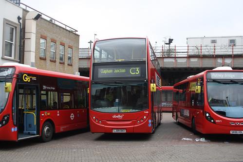 Abellio London 9488 LJ09IKX
