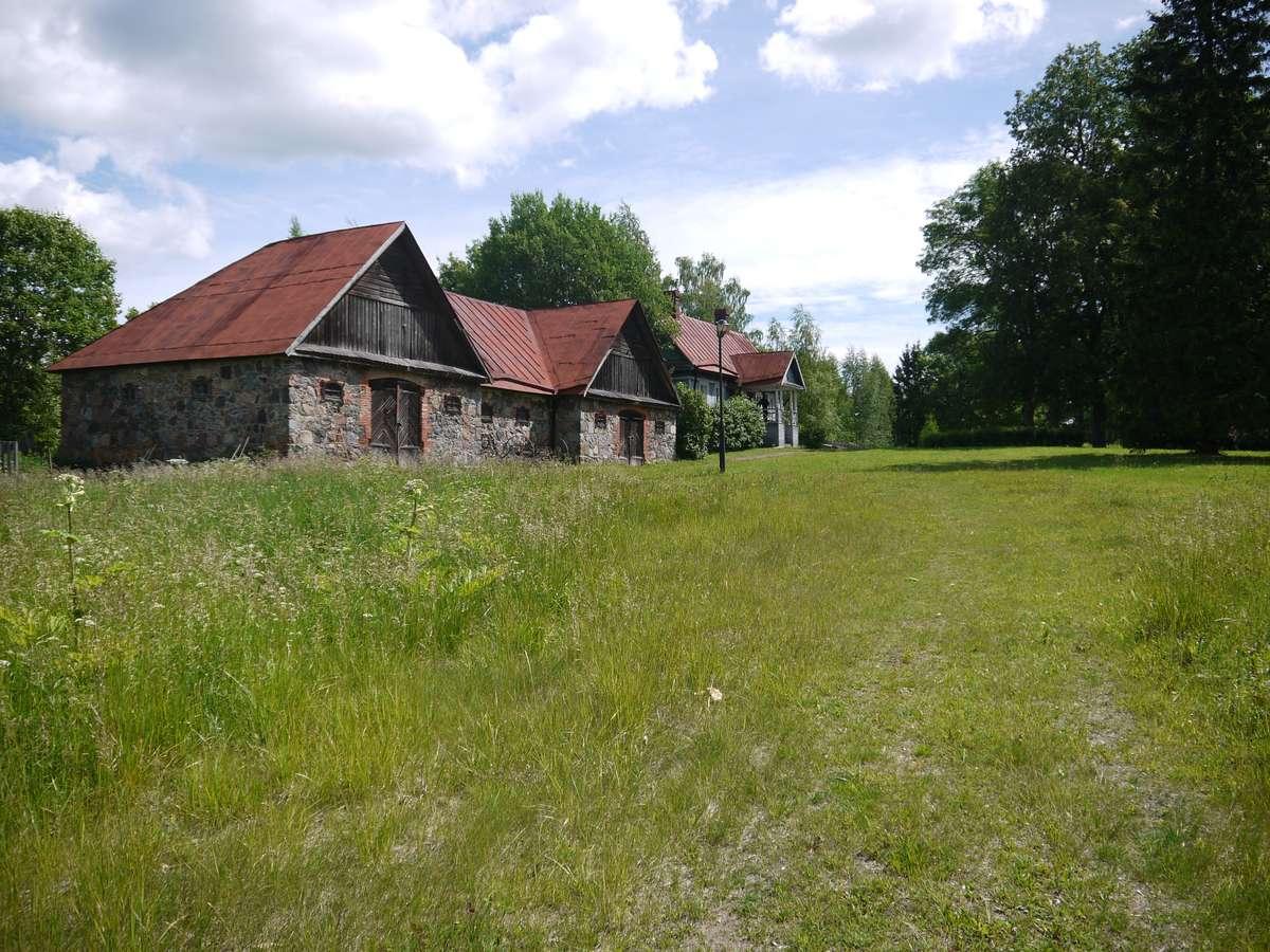 Поездка по северным районам Псковщины