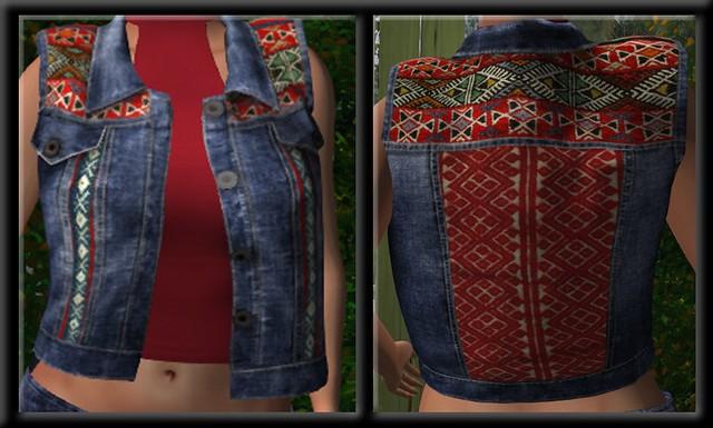 ASU - My Secret vest