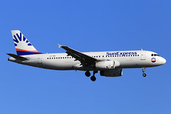 SunExpress (Avion Express) Airbus A320-233 LY-VEI