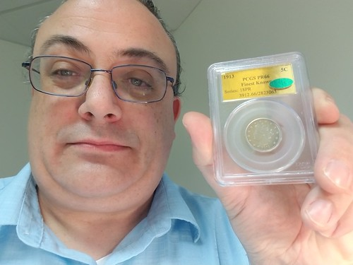 Eric Schena and the 1913 Liberty Nickel