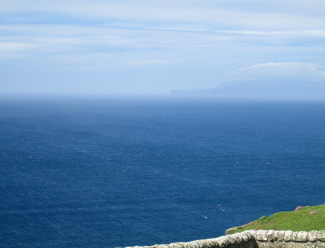 Pentland Firth and Hoy from Dunnet Head