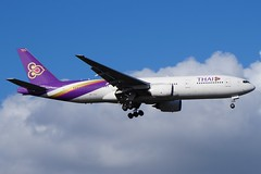 HS-TJU Thai Airways Boeing B777-2D7(ER)