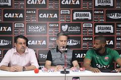 Apresentação -  João Gabriel - Fotos: Mauricia da Matta / EC Vitória