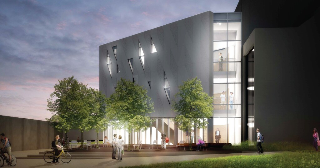 Construction is underway for Okanagan College's new Health Sciences Centre that will give students better access to training for a health-science career.