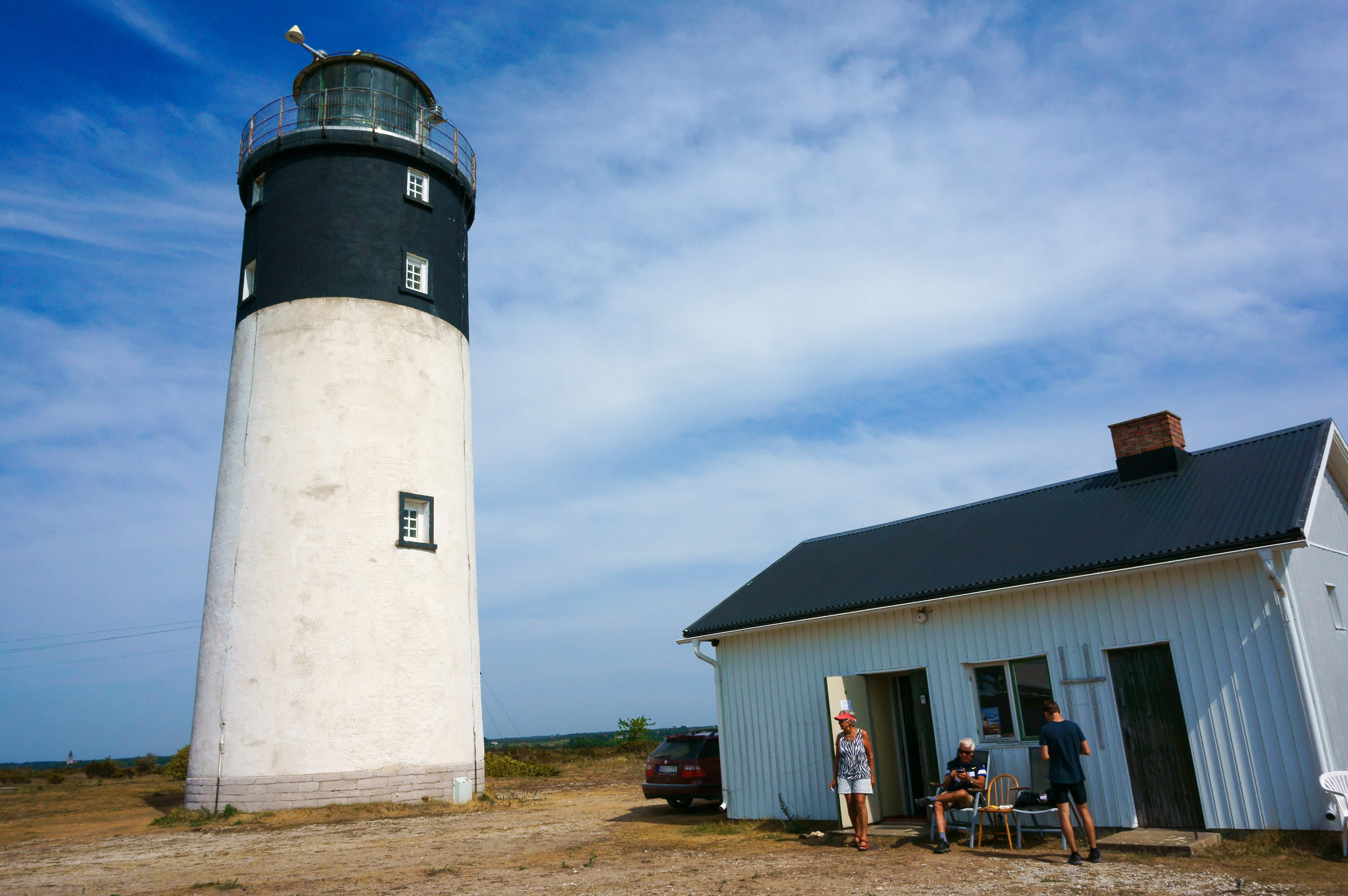 Hoburgs lighthouse