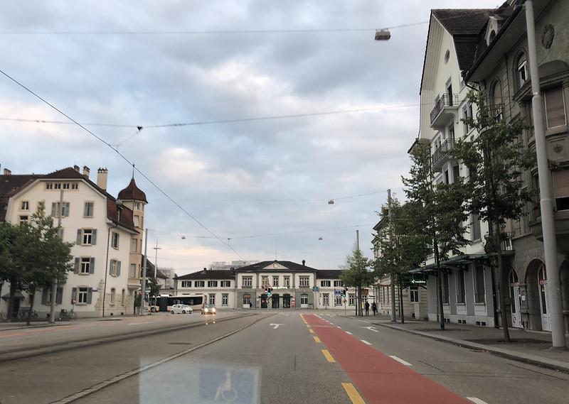 Solothurn Railway Station