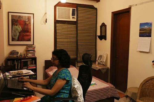 Delhi's Bandaged Heart – Jonaki Ray, Chirag Enclave