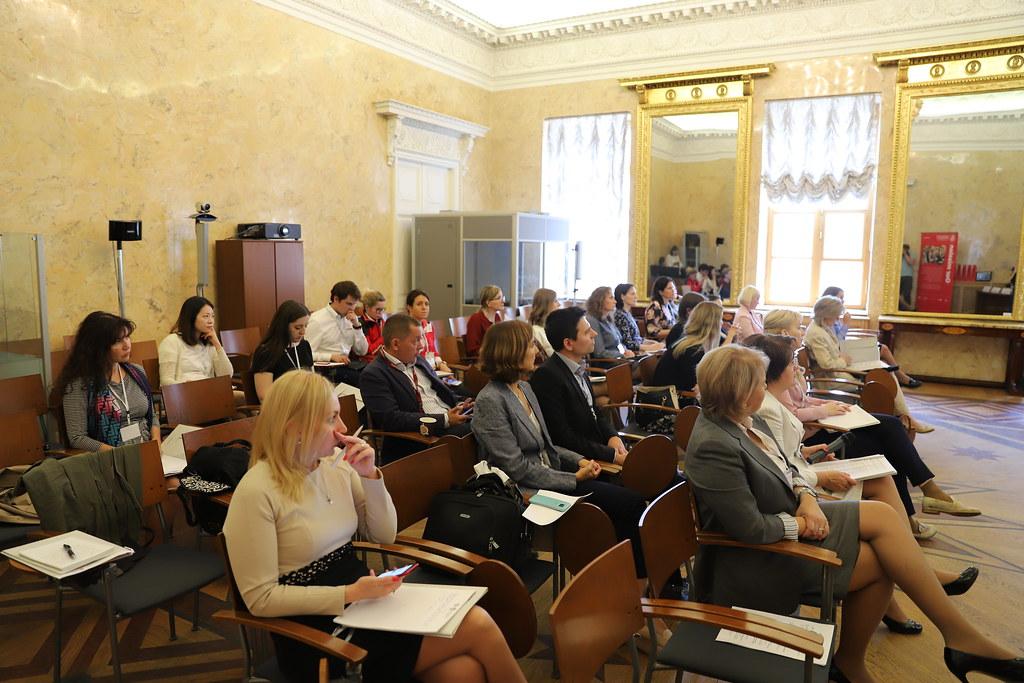 В ВШМ СПбГУ состоялся CEMS Benchmarking meeting