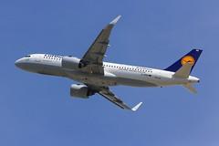 A320 D-AINA London Heathrow 15.06.18