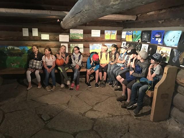 4. klass Tallinna Loomaaias ja Rocca al Mare Vabaõhumuuseumis