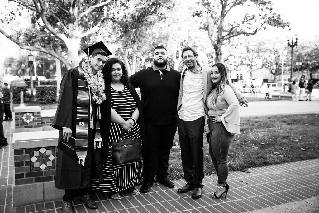 Ánimo Pat Brown Charter High School Graduation 2018