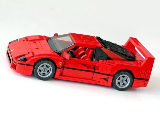 10248 Ferrari F40 mod, Canon POWERSHOT SX120 IS