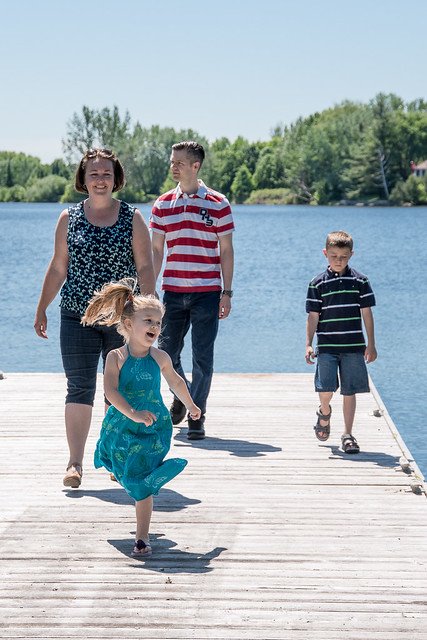 Playful family photography in Ottawa