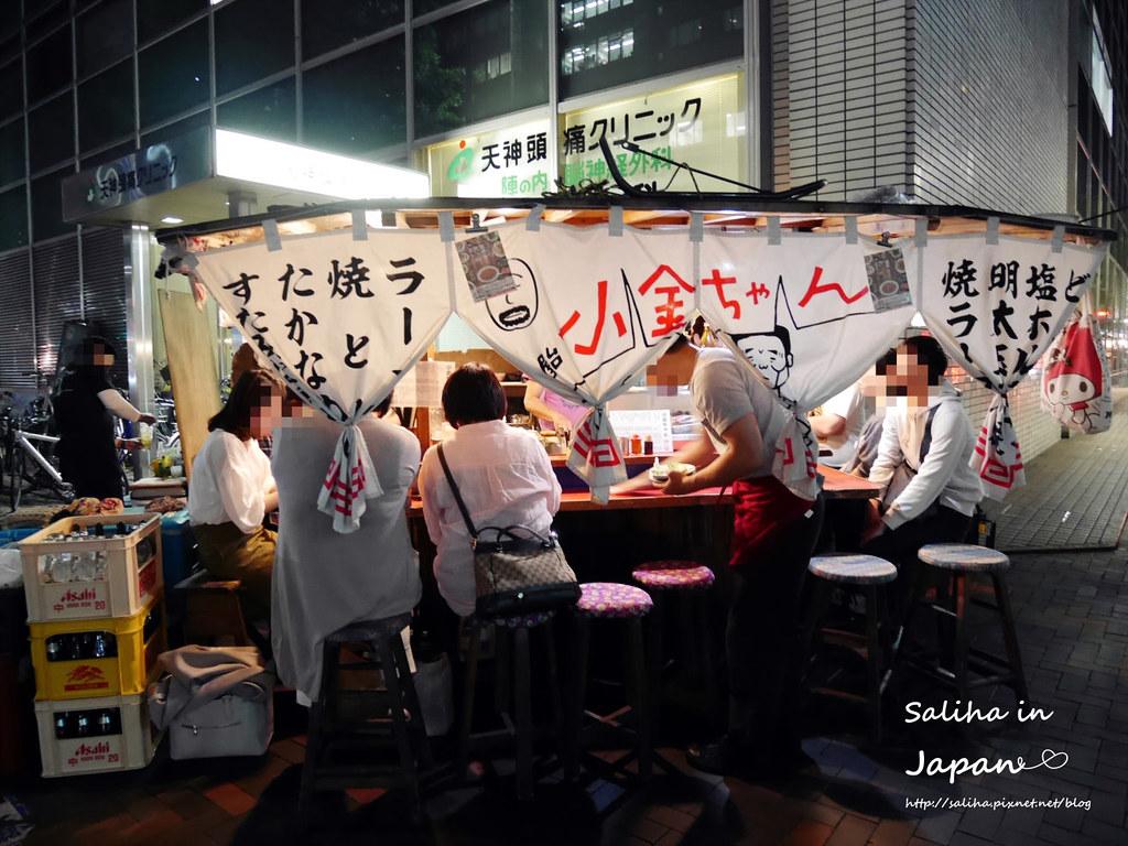 日本九州福岡屋台小金人氣必吃美食 (8)