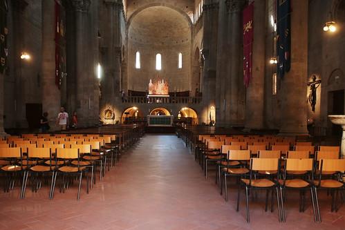 Arezzo: chiesa di Santa Maria della Pieve