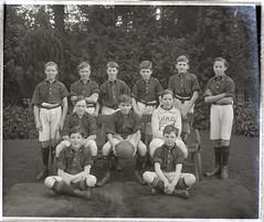 Banstead Hall Football, 29 Feb 1912