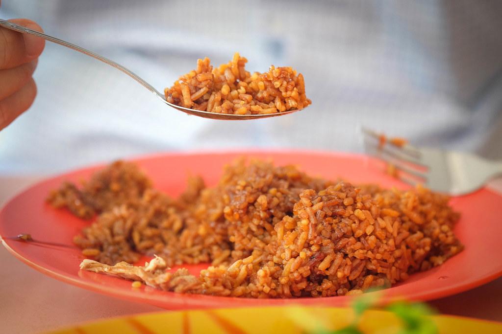 Liang Zhao Ji duck rice