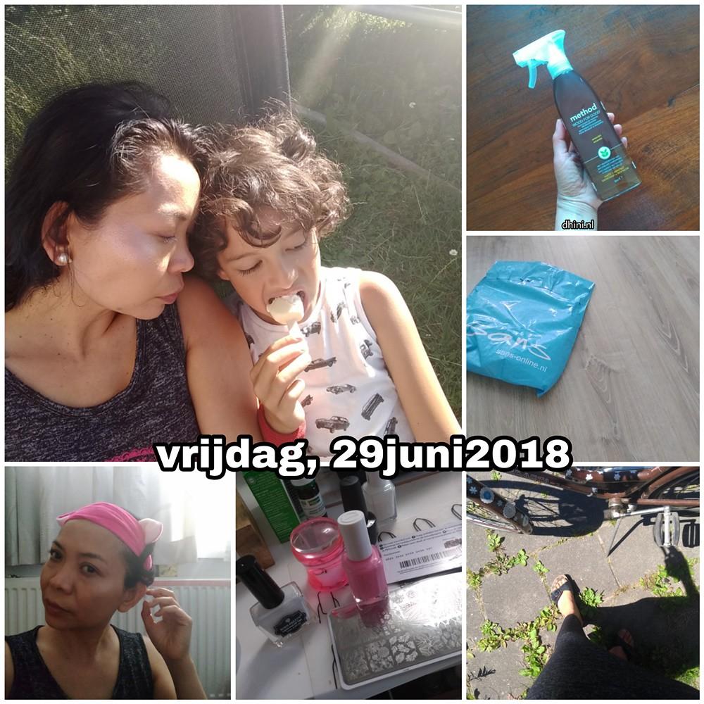 29 juni 2018 Snapshot
