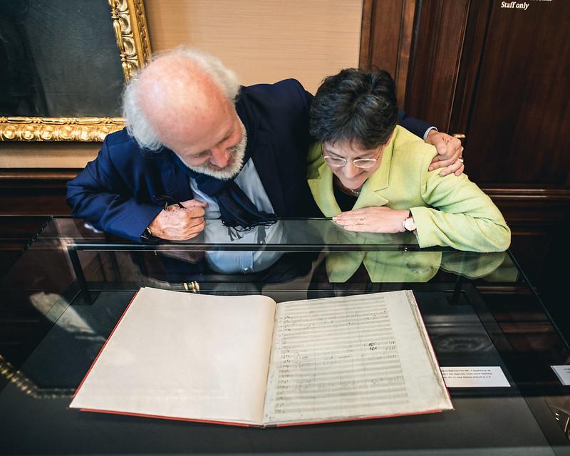 Manuscript Handover Ceremony