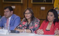 PRESIDENTA DE LA ASAMBLEA NACIONAL PRESENTA PROYECTO DE LEY ORGÁNICA DE RECUPERACIÓMN DE CAPITALES