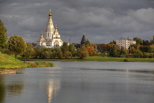 Minsk's Pagoda