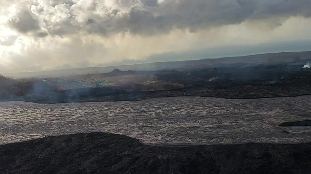 07/06/2018: Kilauea, HI - East Rift Zone Eruption