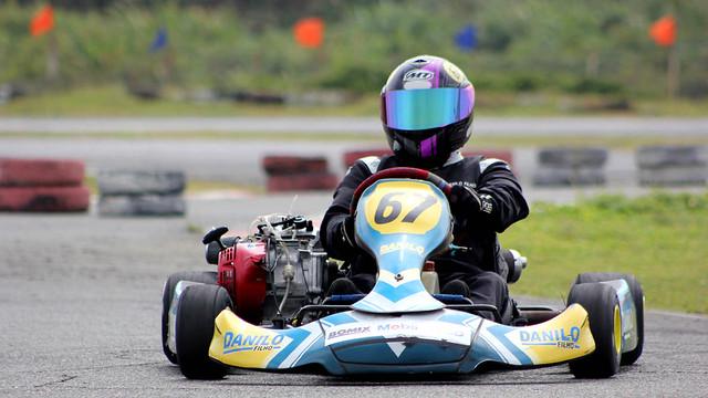 2 Etapa do campeonato de Kart/  Fotos: Gabriela Simões
