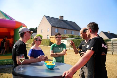 Buurtfeest 2018 - De Vier Vaantjes Leuven