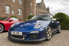 GT3 RS Blue