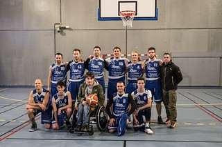 Club basket Crozon