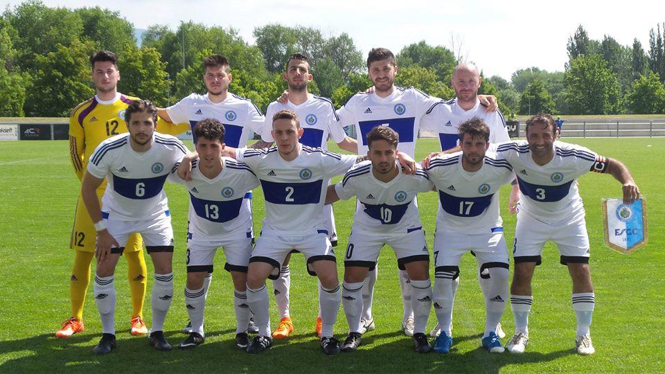 UEFA Regions' Cup | RAT Repubblica Ceca v. NAT San Marino