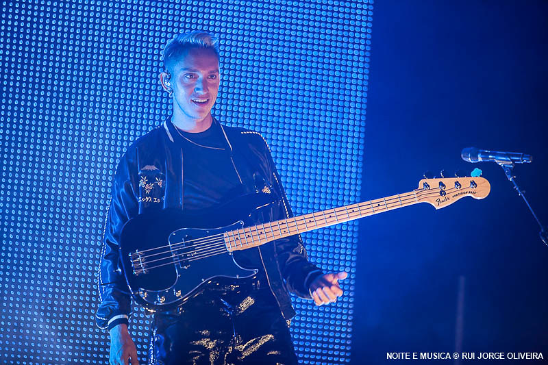 The xx - Super Bock Super Rock 2018