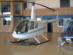 ZS-RKZ Robinson R-44 Raven [1136] Pretoria-Wonderboom~ZS 08/10/2003