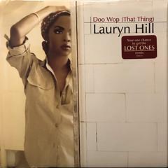 LAURYN HILL:DOO WOP(THAT THING)(JACKET A)