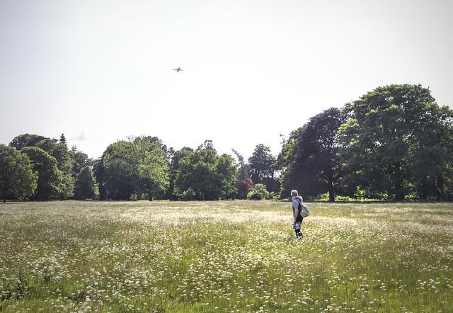 Osterley House Garden