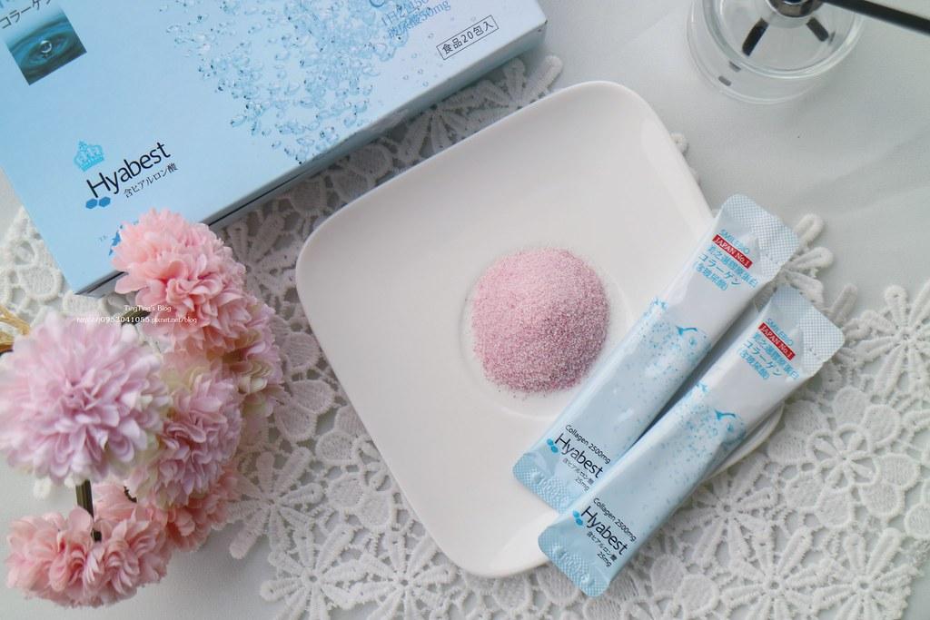 美之選膠原蛋白含透明質酸鈉(玻尿酸)-藍莓口味 (12)
