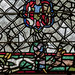 York Minster Window n25 detail