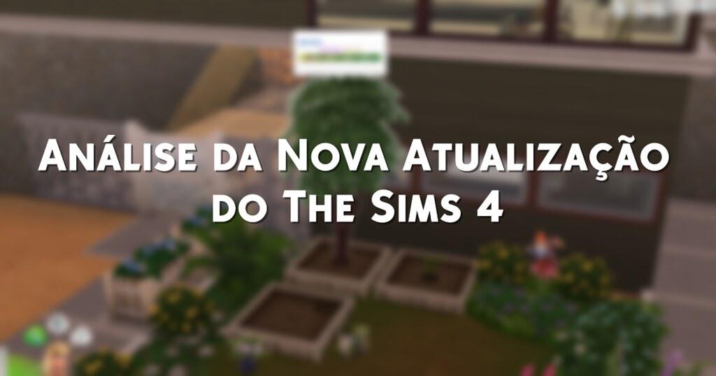 Foto de Saiba O que Veio de Novo na Nova Atualização do The Sims 4