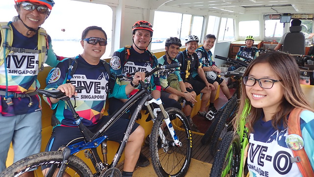 Mountain Bike Association (Singapore) at Pesta Ubin 2018